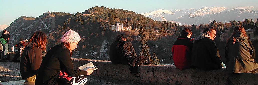 estudiantes castila mirador de san nicolas granada