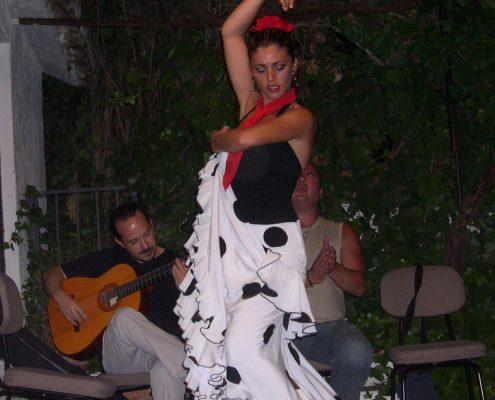 Totem-flamenco