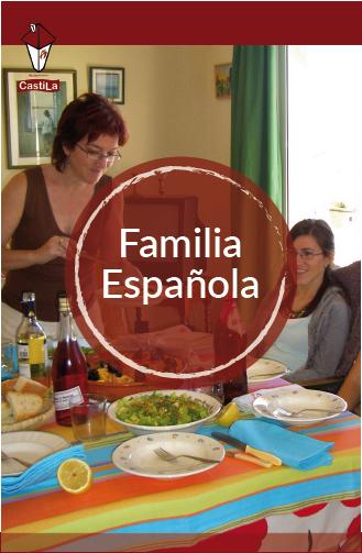 Alojamiento Familas españolas