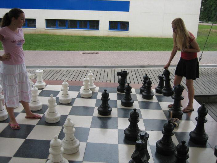 Actividad ajedrez