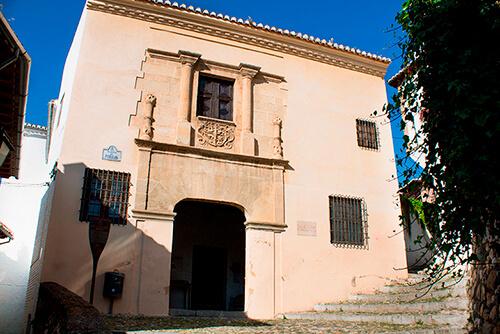 Casa de Porras Granada