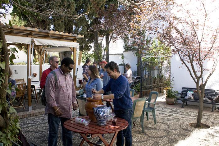 actividad paella cursos de español para extranjeros