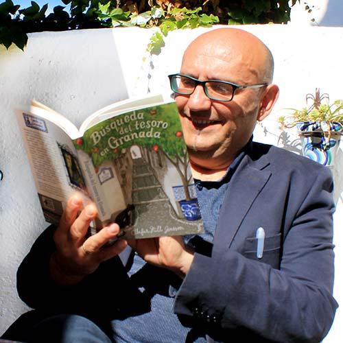Día del libro recomendación Antonio