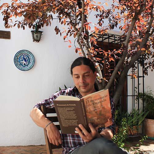 Día del libro recomendación Miguel