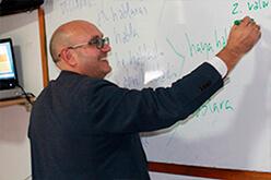 Antonio director de Castila