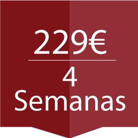 4 semnas cursos de español para erasmus