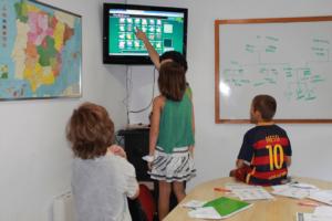 escuelas de español para familas