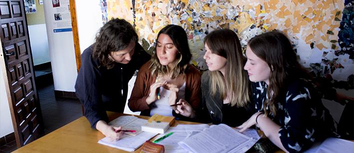 Curso Diploma de español como lengua extranjera (DELE)