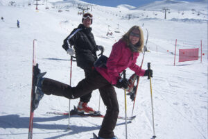 ski granada curso español